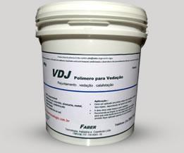 VDJ Polimero para Vedação - Calafetadores