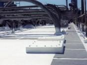 ELASTFLEX EX1 Branco aplicado em laje
