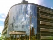 Edifício do Ministério Público da cidade de Palmas-TO. Impermeabilização de fachadas