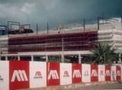 Shopping Salvador. Salvador-BA. Impermeabilização de fachadas, área aproximada 20.000m2.