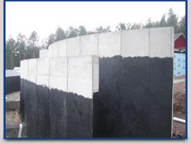 Impermeabilizante para muros